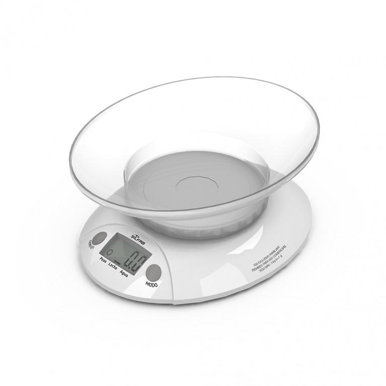Balanza digital de cocina Super Compact. BC301