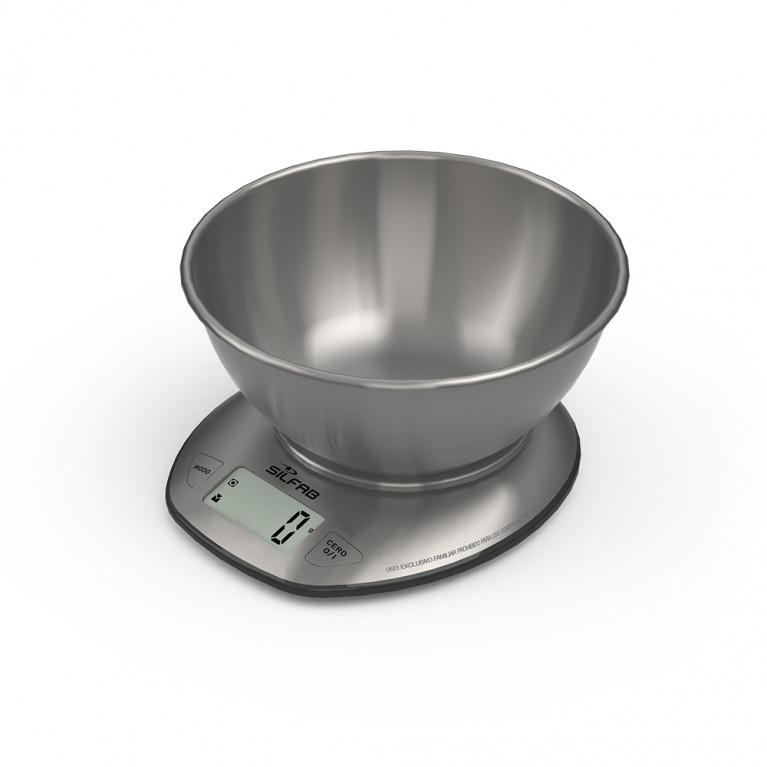 Balanza digital de cocina Steel. BC304
