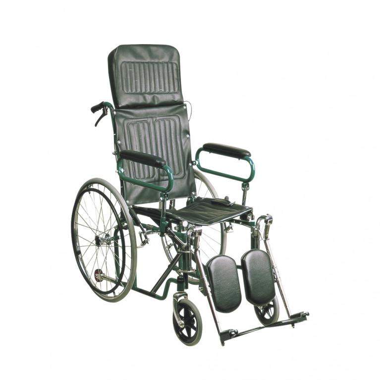 Silla de ruedas RECLINABLE. S3009